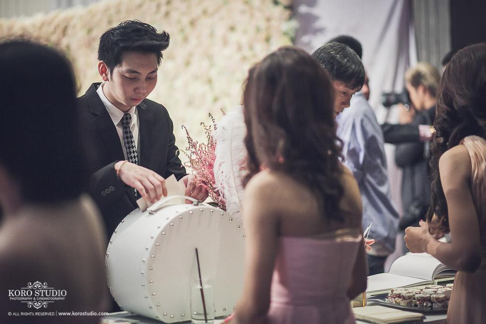 wedding photographer bangkok namfon 68 SO/ Bangkok sathorn Wedding Reception Nattha & Wuttillert
