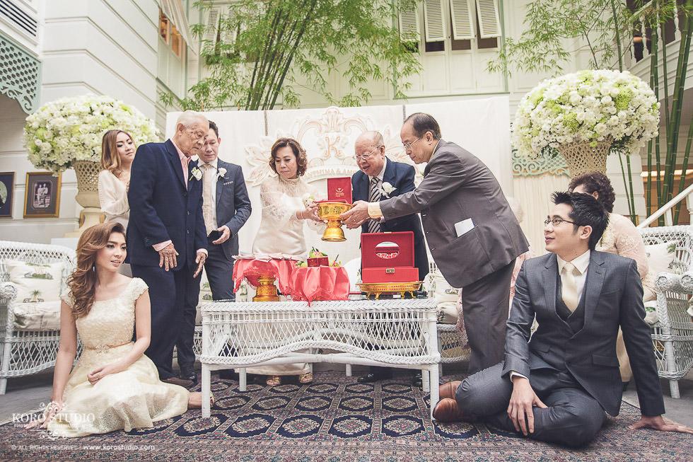 wedding ceremony mandarin oriental 50 Mandarin Oriental Bangkok Wedding Ceremony Janthima and Amorn