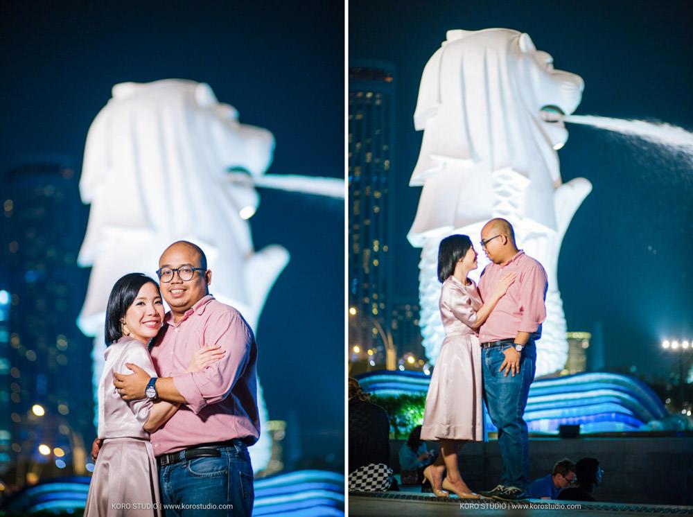 Singapore Pre Wedding Shoot Pui and Hafish