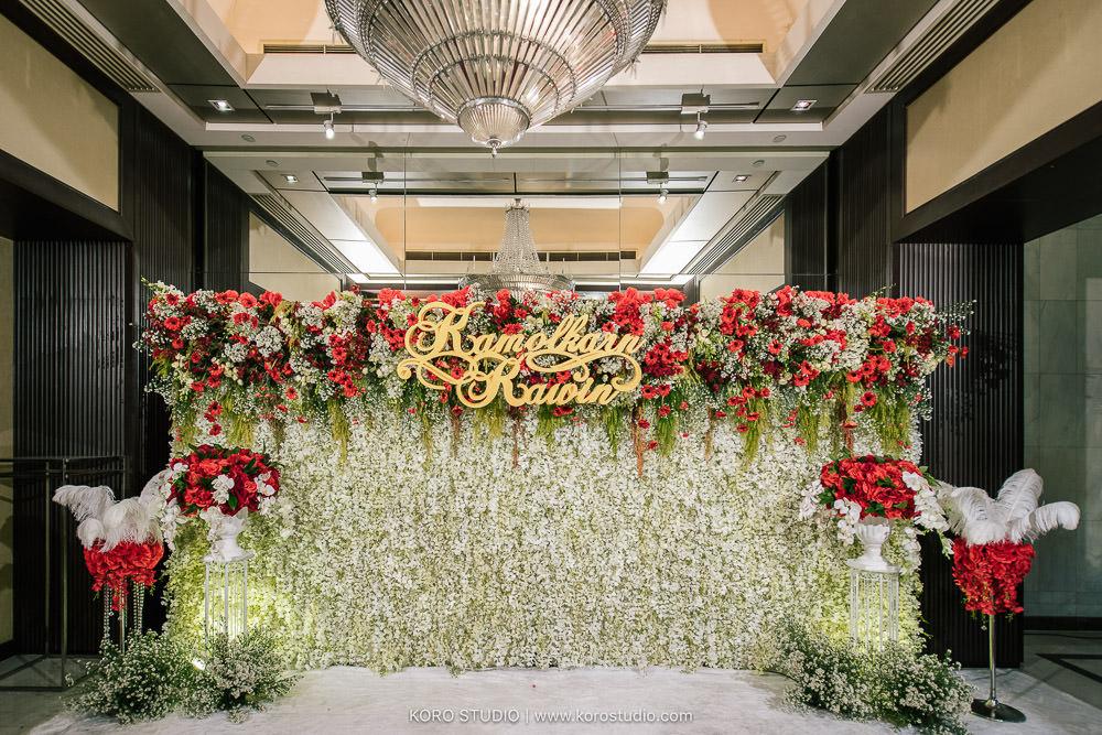 korostudio wedding reception holiday inn silom cee 28 Holiday Inn Bangkok Silom Wedding Reception Cee and Fluke   งานแต่งงานคุณซี และคุณฟลุ้ก ฮอลิเดย์อินน์สีลม กรุงเทพ