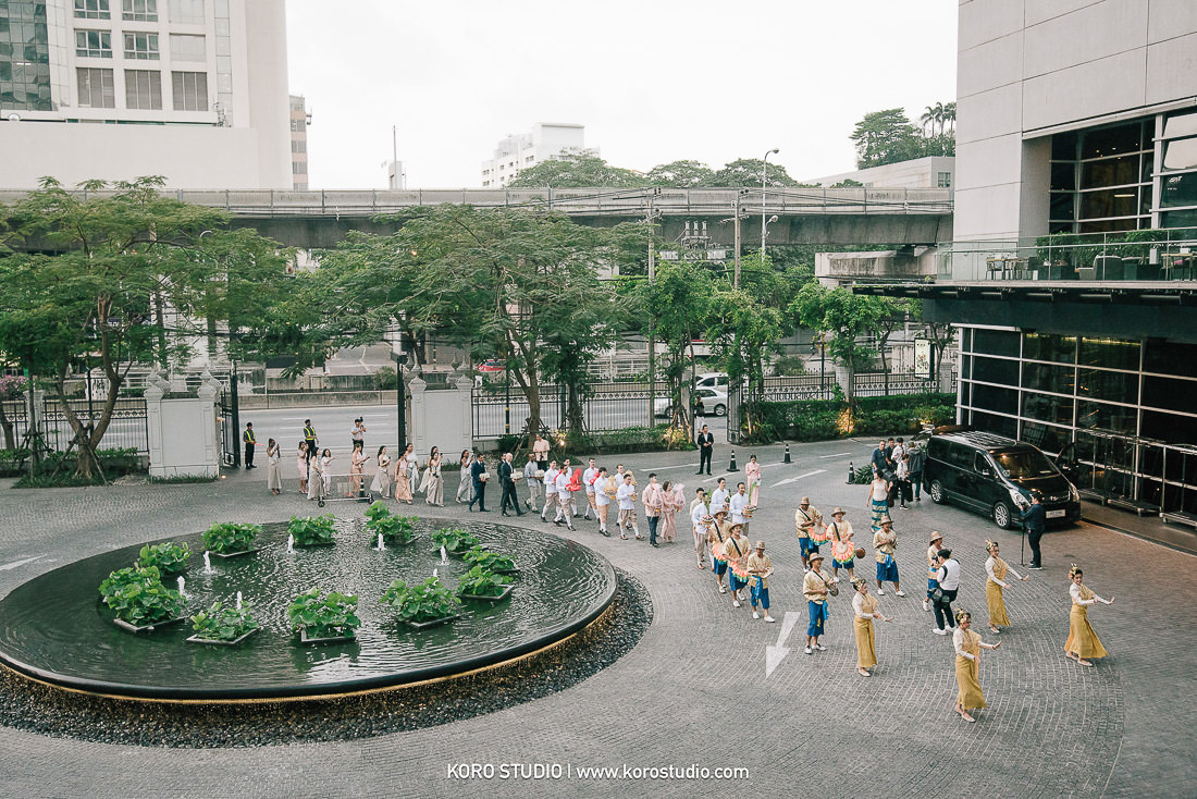 korostudio wedding ceremony the house on sathorn tan 26 The House on Sathorn Thai Wedding Ceremony Tan and Christ from London