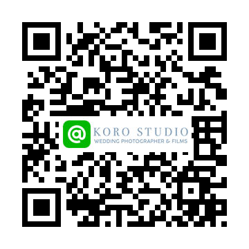 koro studio line QR code
