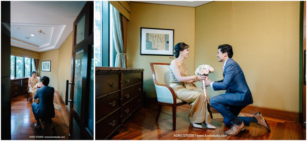 korostudio thai wedding ceremony phan peninsula bangkok 93 Peninsula Bangkok Hotel Thai Wedding Ceremony Phan and Up