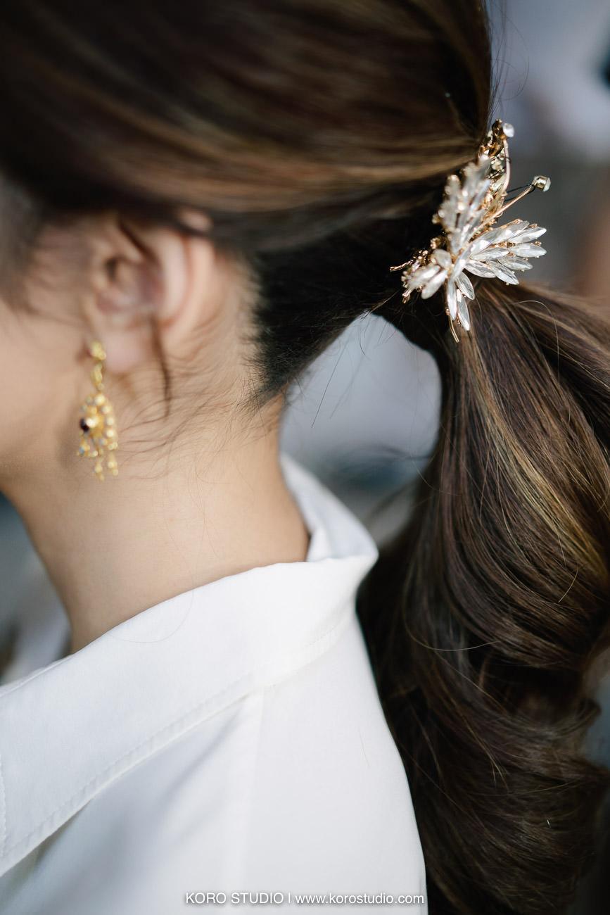Agape Garden Wedding Bangkok Thai Ceremony Kook and Nart งานแต่งงาน อากาเป้ การ์เด้น