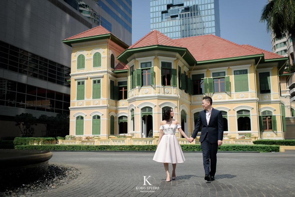 W Hotel Bangkok , House on Sathorn Wedding พิธีหมั้น งานแต่ง